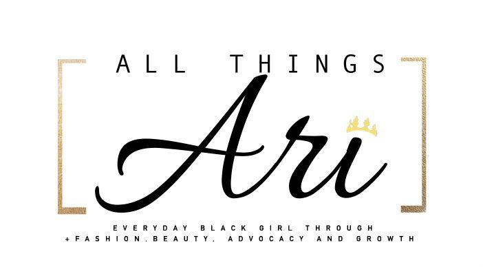 ALL THINGS ARI